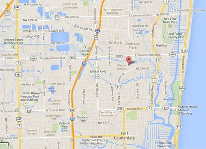 City Of Wilton Manors Map on city street map of wilton, city of wilton manors employment, wilton manors florida map,